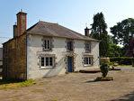 Région Saint Nicolas du Pélem - Maison traditionnelle 3 chambres avec gîte et grange sur 2832 m² de terrain
