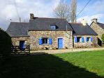Région Corlay - Longère rénovée 3 chambres sur parcelle de 1023 m²