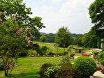 Région Gouarec - Longère rénovée 3 chambres sur 10 hectares de terrain - idéal chevaux