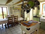 Région Uzel - Superbe corps de ferme entièrement rénové et vendu meublé sur parcelle de 1,3 hectares.
