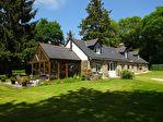 Région Gouarec - Longère rénovée 4 chambres  avec boxes pour chevaux sur parcelle de 3 hectares