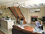 TREMEVEN, 8 km de la mer, maison en pierre rénovée à vendre
