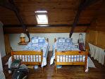 Région Guerlédan - Longère 2 chambres avec terrain de 458 m²