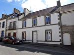 Région Rostrenen - Maison de ville rénovée avec jardin, 4 chambres sur parcelle de 340 m²