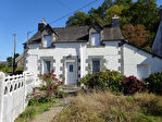 Région Gouarec - Maison traditionnelle 2 chambres sur parcelle de 274 m² avec garage non attenant