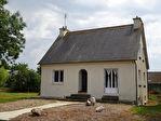 Région Saint Nicolas du Pélem - Maison 4 chambres avec dépendance en pierre et grand hangar sur 2 hectares de terrain