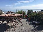 Plérin St Laurent, à 200 m des commerces, maison à vendre VUE MER