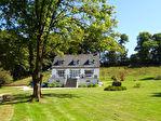 Région Rostrenen - Maison 5 chambres avec étangs privés sur parcelle de 5,3 hectares