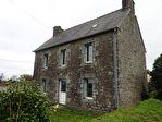 Région Lanrivain - Maison en pierre 2 chambres sur parcelle de 144 m²