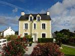 Région Gouarec - Maison traditionnelle divisée en 2 appartements sur parcelle de 485 m²