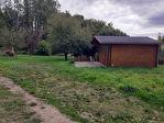 Plouha, terrain de 1855 m² avec chalet à vendre
