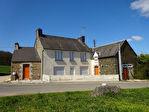 Région Saint Martin des Prés - maison en pierre 3 chambres avec grande dépendance, garage et jardin sur parcelle totale de 656 m²