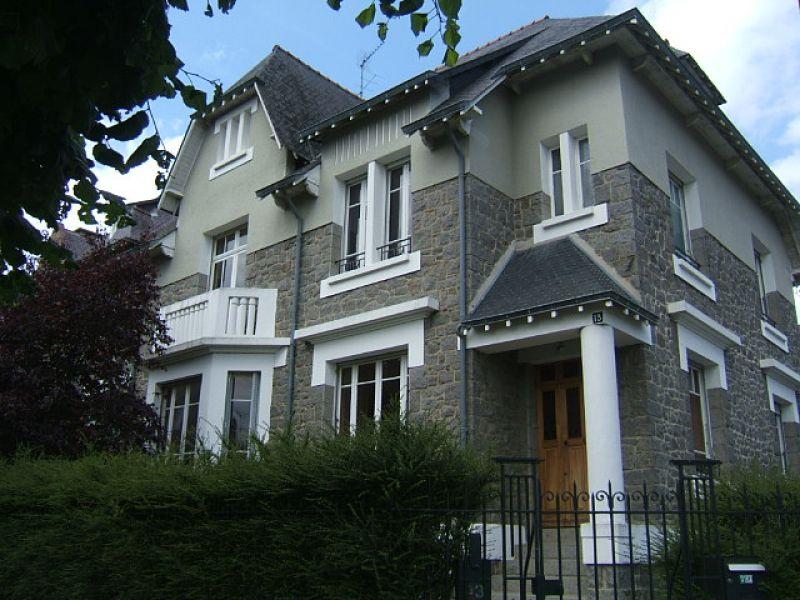 Saint Brieuc St Michel - Maison bourgeoise - 6 chambres - Rénovations récentes
