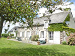 Jugon les Lacs area, property consisting of two charming longere on mature garden, very peaceful!
