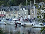 Proposer cette annonce : VUE RANCE - au Port de Dinan: Maison de 3ch. avec jardin privé et garage