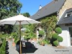 Proposer cette annonce : 15mn Combourg: Superbe maison indépendante, pleine de charme, avec joli jardin paysagé