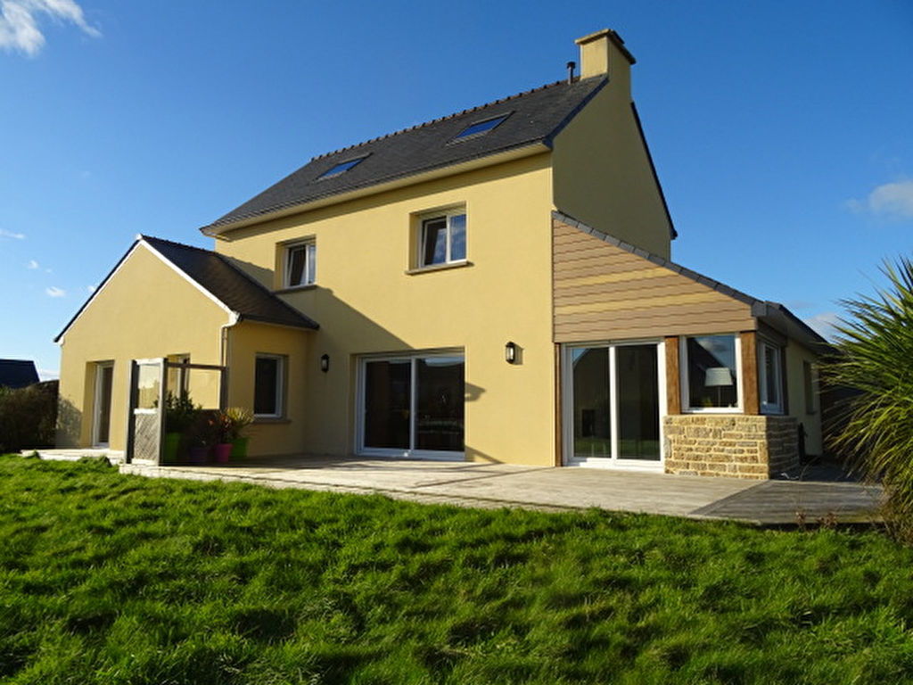Immobilier ploudalmezeau a vendre vente acheter for Immobilier maison