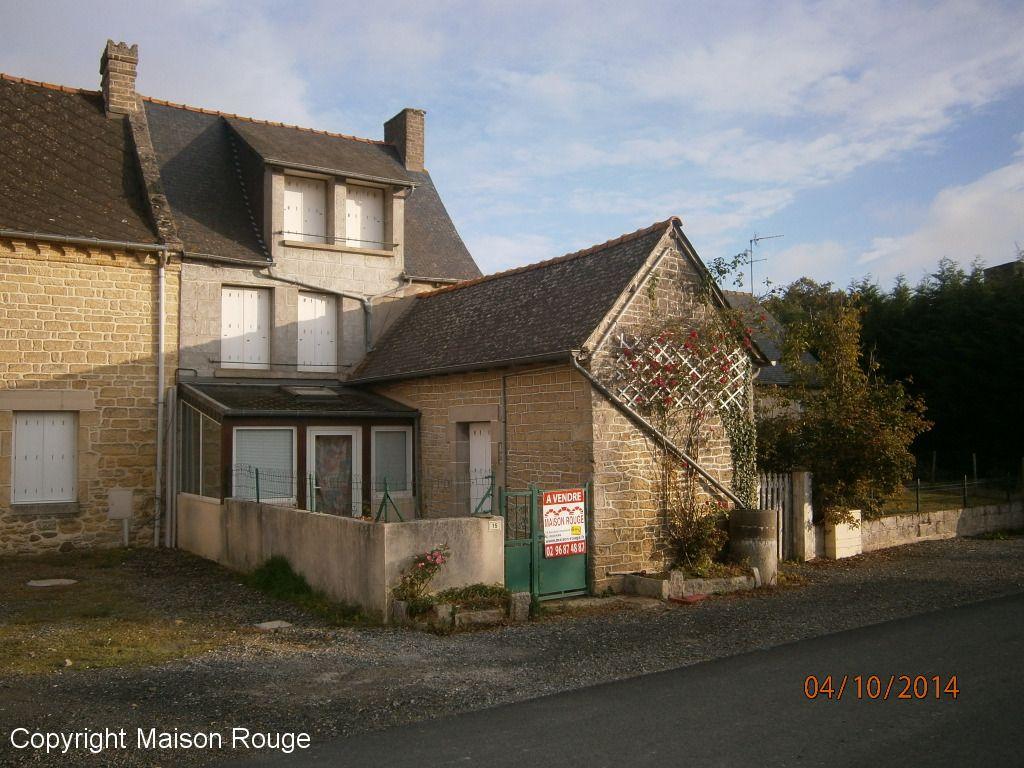 A vendre maison saint juvat 75 m 35 760 agence for Agence maison rouge