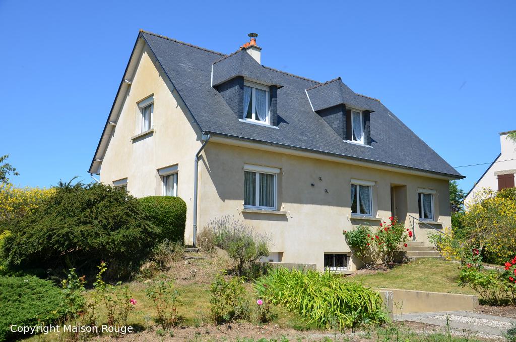A vendre maison lanvallay 145 m 199 120 agence for Agence de la maison rouge