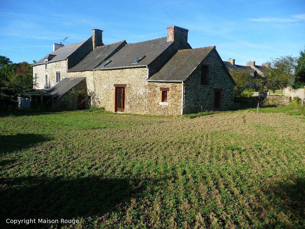 Annonce vente maison pleslin trigavou 22490 77 m 136 for Annonce vente de maison