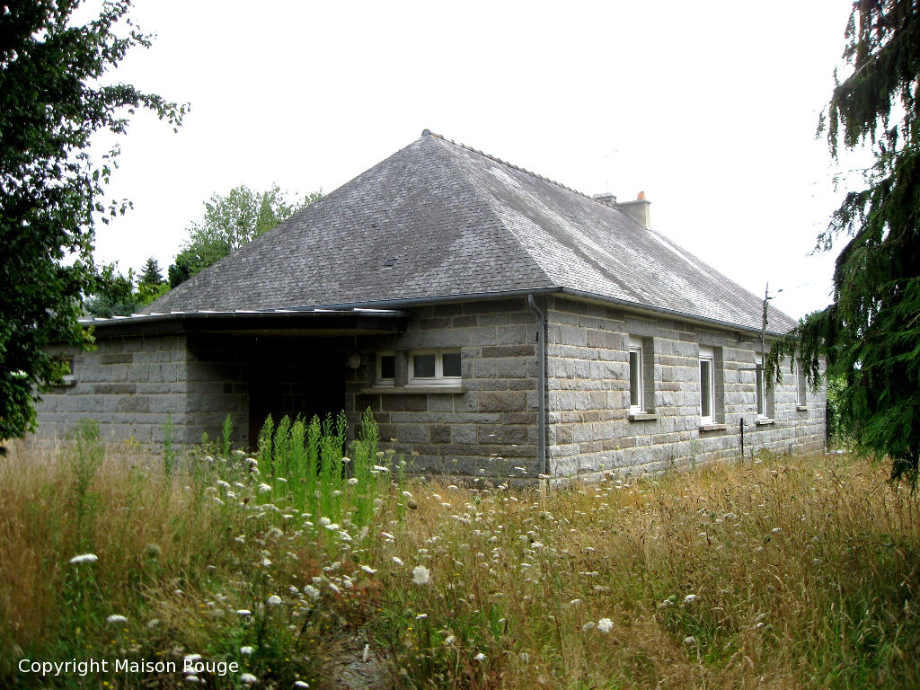A vendre maison pleurtuit 101 m 157 200 agence for Agence maison rouge