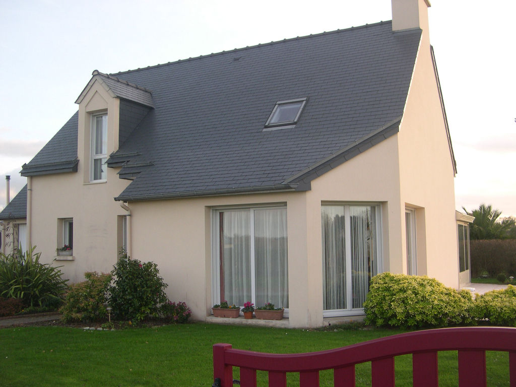 A vendre maison lancieux 105 m 324 880 agence for Agence maison rouge
