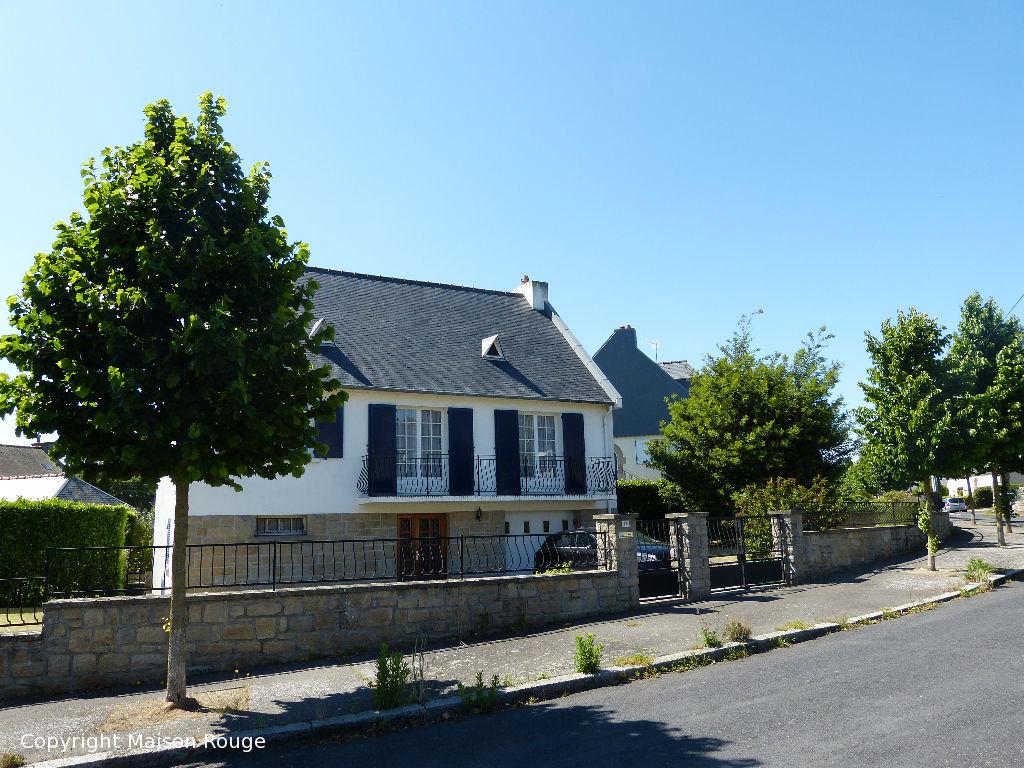 A vendre maison saint malo 120 m 370 000 agence de la maison rouge - La maison generale st malo ...