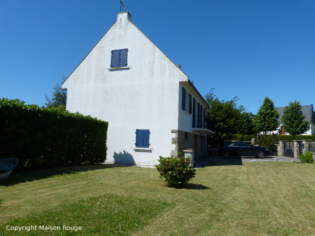 A vendre maison saint malo 120 m 370 000 agence for Agence maison rouge