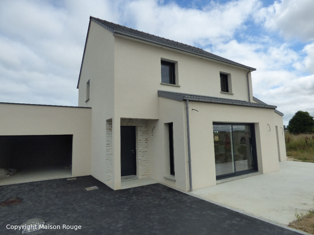 A vendre maison saint malo 128 m 419 200 agence for Agence maison rouge
