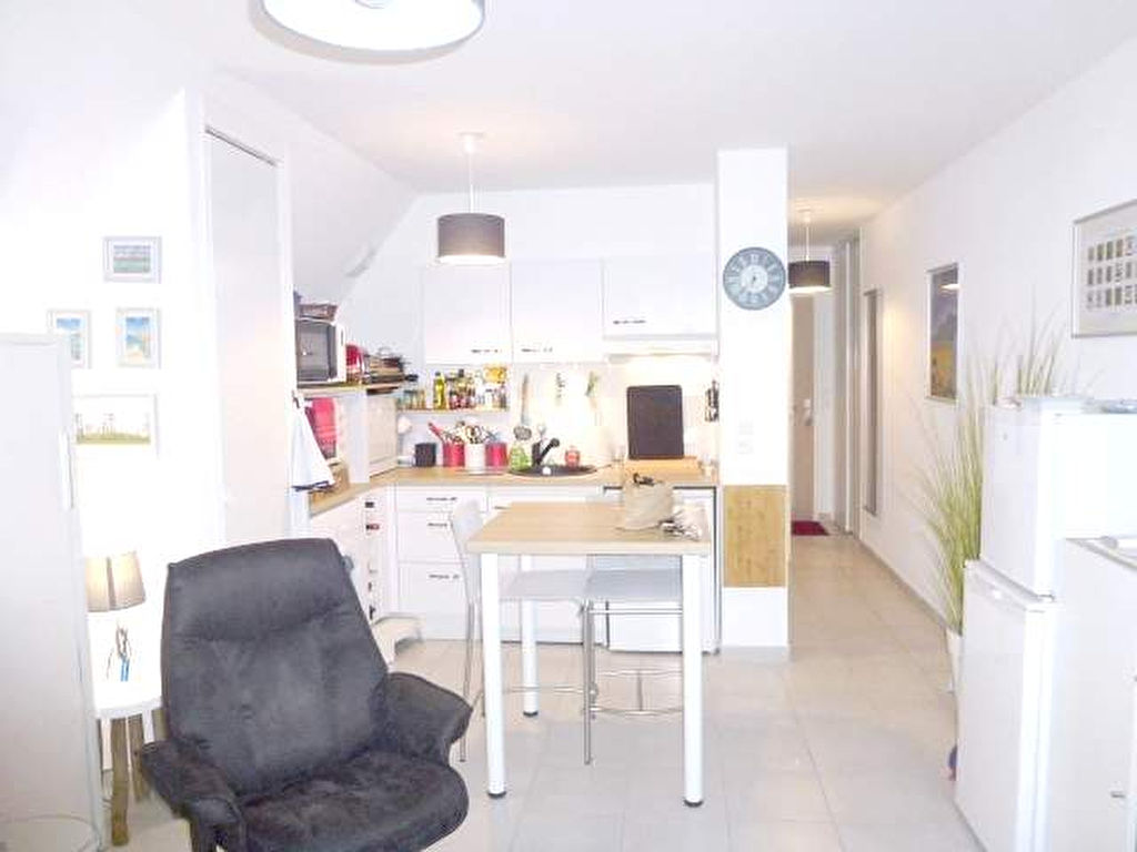A vendre appartement dinard 29 m 105 760 agence for Agence maison rouge dinard