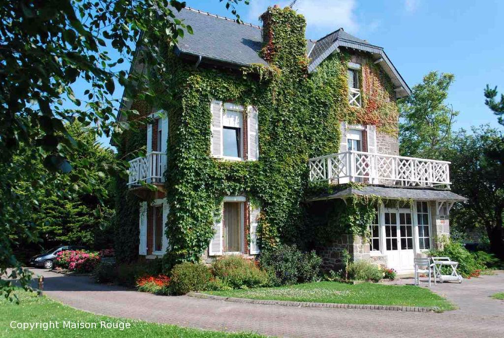 A vendre maison saint malo 320 m 848 880 agence de la maison rouge - La maison generale st malo ...