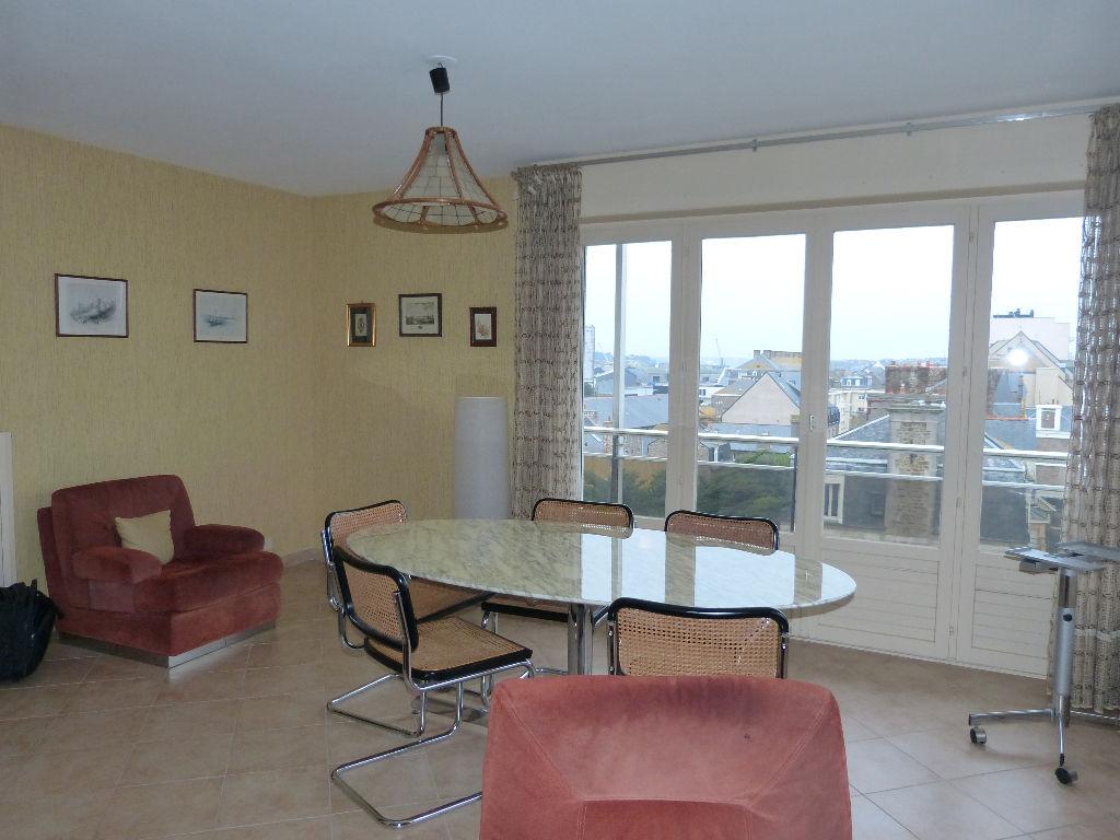 Appartement Saint Malo 5 pièce(s) 98,02 m2