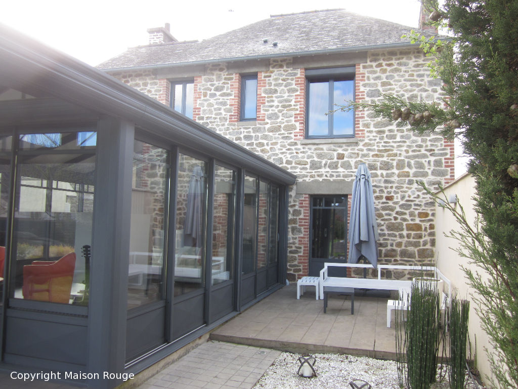 A vendre maison dinard 160 m 524 000 agence for Agence maison rouge dinard