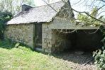 Plougoulm  campagne, corps de ferme rénové en partie, beau potentiel...