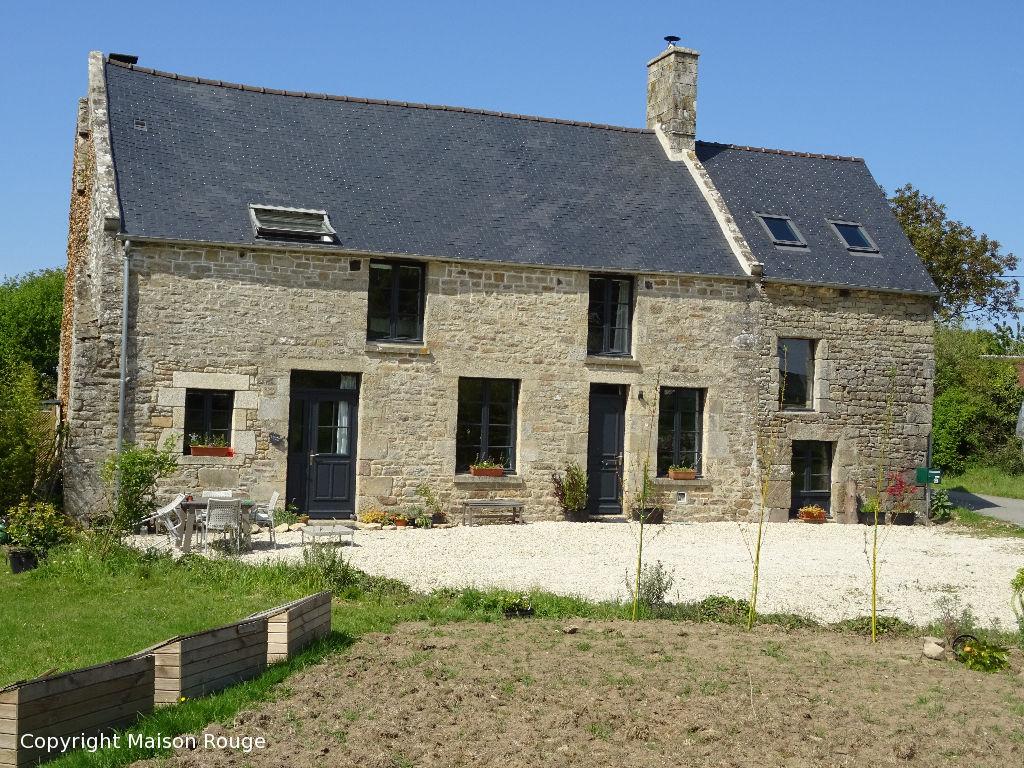 A vendre maison dinan 114 m 246 280 agence de la maison rouge dinan - Maison avec un jardin tourcoing ...