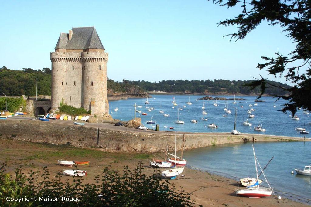 Maison Saint Malo - Vue mer
