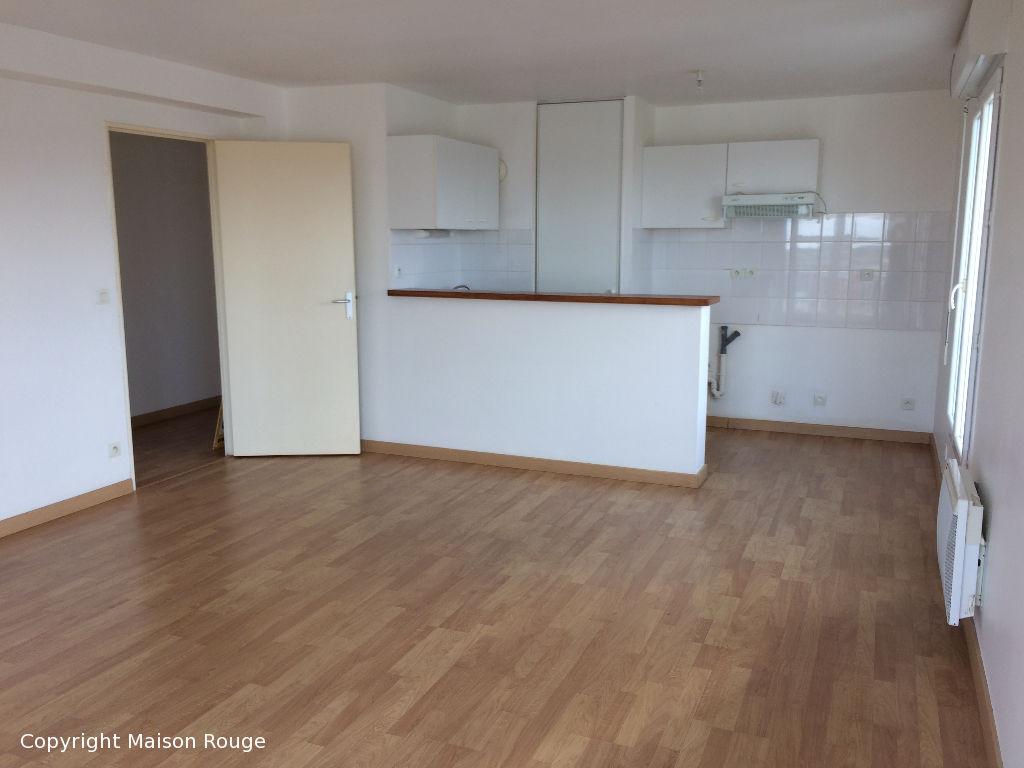Appartement Pleurtuit 3 pièce(s) 61.99 m2