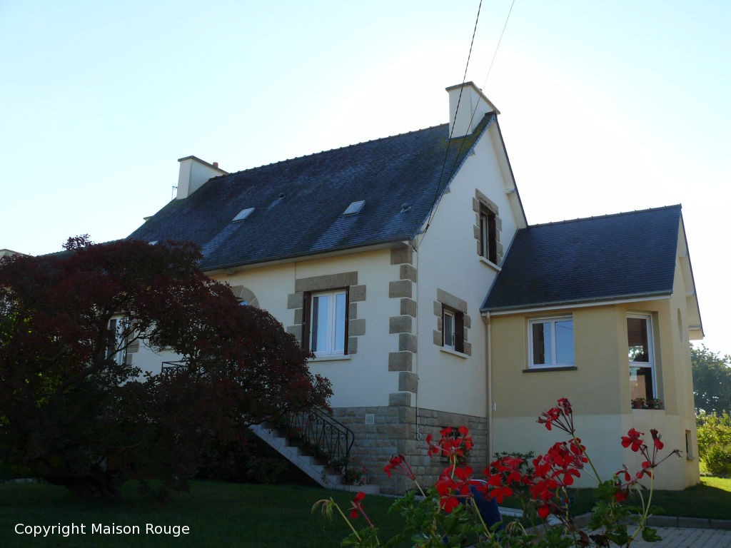 Evran : néo-bretonne de 4 chambres avec ascenseur