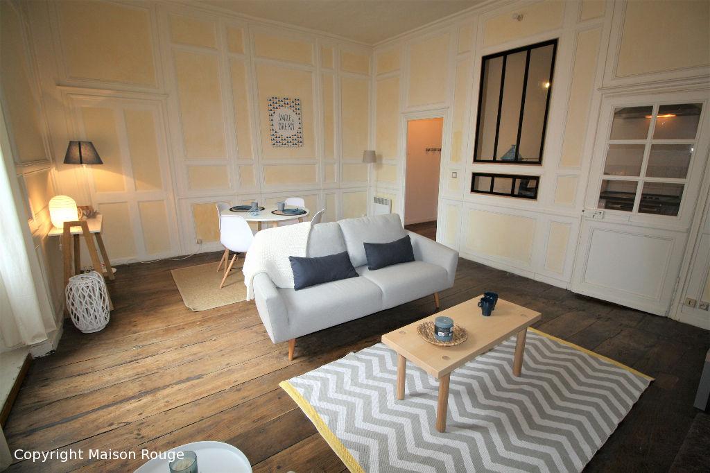 Appartement Saint-Malo Saint-Servan - 2 pièces - 53 m²