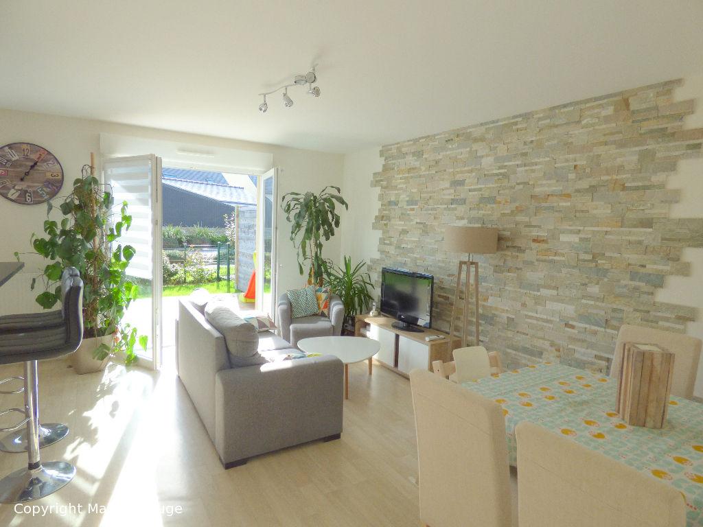 Appartement Saint Malo Le Bignon 3 pièces avec jardin