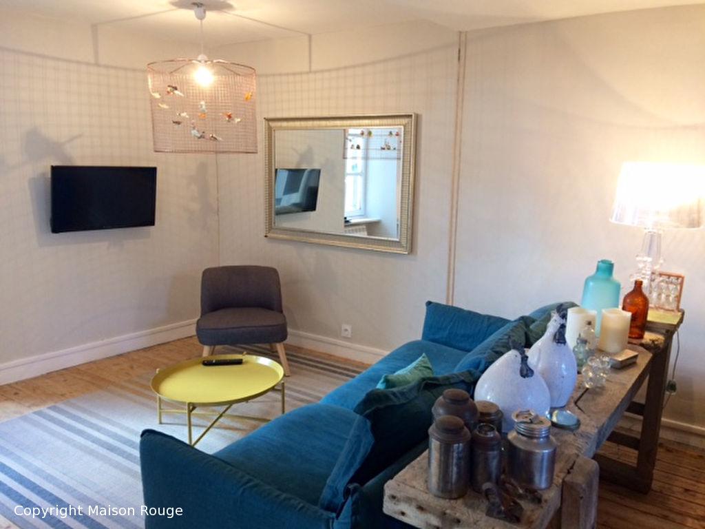 Appartement vue mer Saint Malo 45 m2