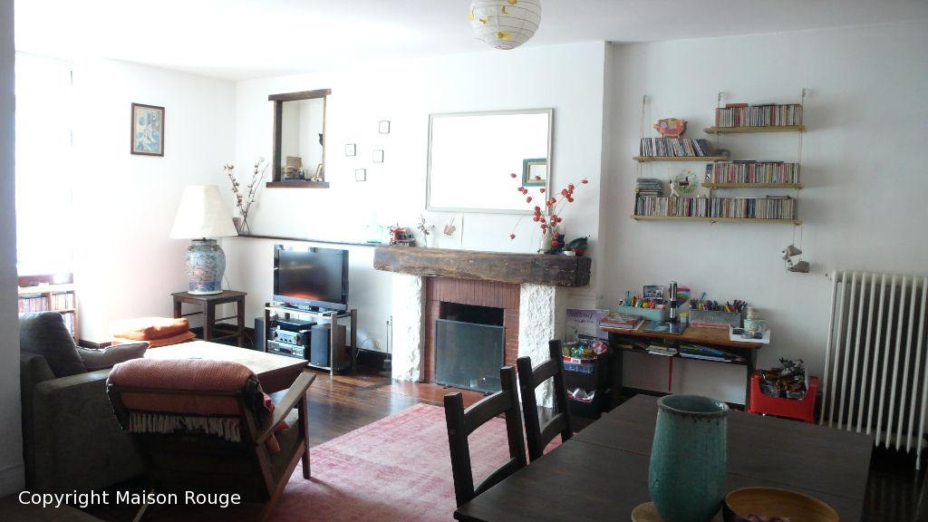 Maison Saint-Malo Saint-Servan - 6 pièces triplex - 131 m²