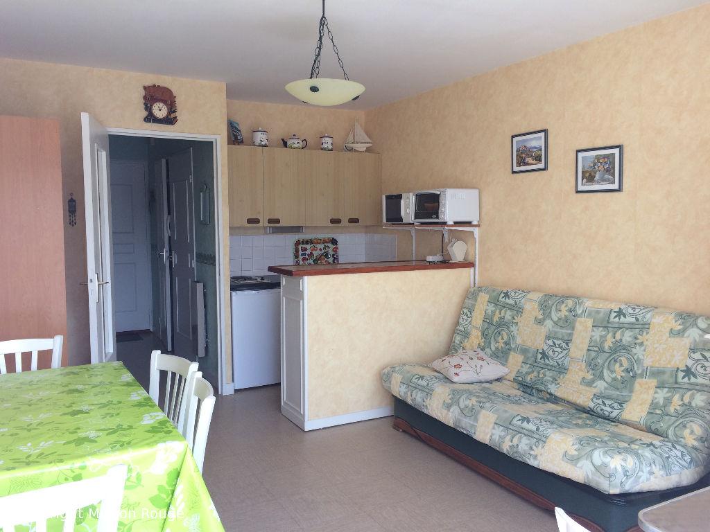Appartement  1 pièce(s) 25.66 m2