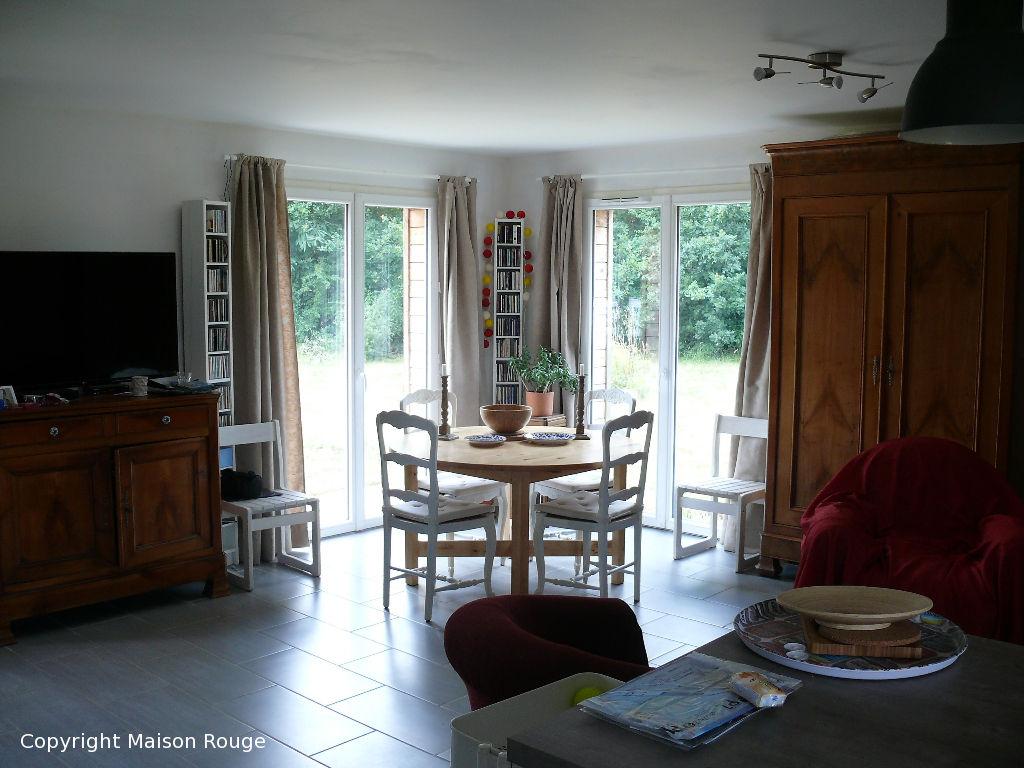 A 5mn d'Evran : superbe maison en bois de 2015