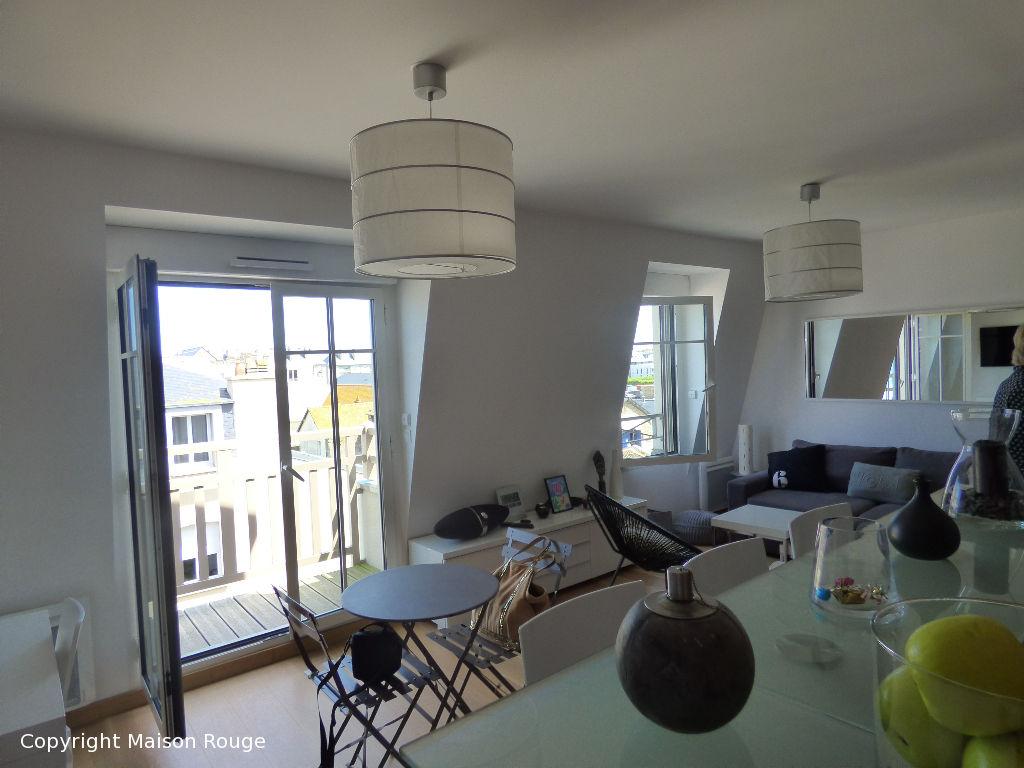 Appartement Saint Malo 3 pièce(s) 56 m2