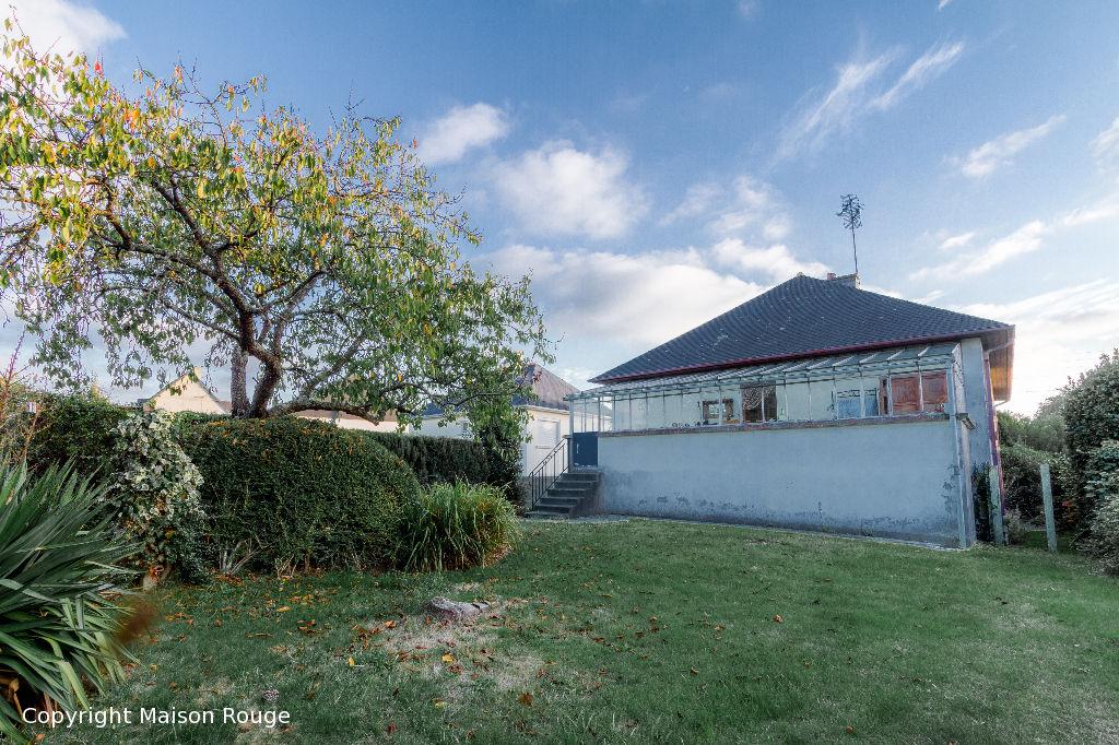 Dinard : grande maison avec  veranda à acheter