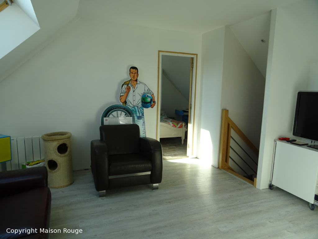 Axes Rennes/Saint Malo :  grande maison en vente 230560 €