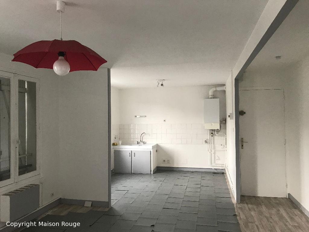Appartement 4 pièces Lamballe centre
