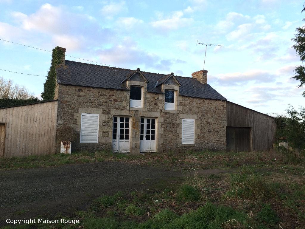 Dans un hameau sur la commune de Saint-Potan