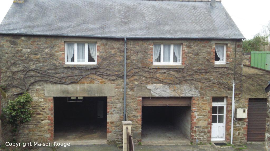 Maison T3 avec Garages celliers Atelier